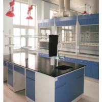 Quality Modern School Chemical Laboratory Furniture Double Skinned To Reduce Noise Level for sale