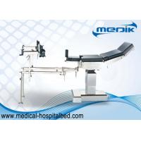 Quality Multi Function Surgical Operation Table With Stainless Steel Structure for sale