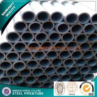 Quality Round 5 Inch Structural Steel Water Pipe Welding 400mm / 300mm ASTM A53 for sale
