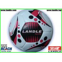 China Inflatable Leather Hand Made Official Match Soccer Balls for World Cup Training Soccer Ball on sale