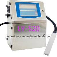 LY-520 Large Character Handheld Portable Inkjet Printer Batch Code Number Date Time Coder for sale