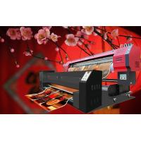 Quality Home Textiles Sublimation Fabric Printing Machine 1.8M With Epson DX7 Head for sale