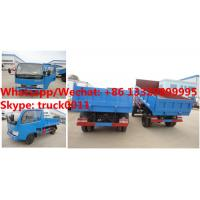 Buy cheap High quality and competitive price CLW brand 4*2 RHD diesel 3tons mini dump truck for sale, tipper vehicle for sale from wholesalers