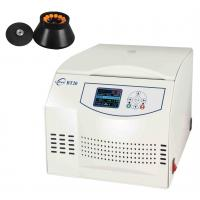 Buy cheap Adjustable Time High Speed lab Centrifuge BT20 / Low Noise High Volume from wholesalers