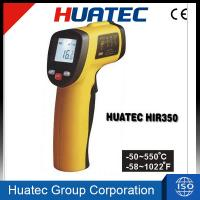 Quality 350 Degree Ceisius Non Contact Digital Laser Infrared Thermometer 300 Response Time 500ms for sale