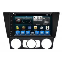 Quality In Dash BMW3 Car GPS Navigation System E39 E90 E91 E92 E93 9.0 Inch Screen for sale