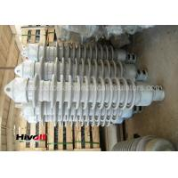 Quality Anti Pollution Porcelain Power Line Insulators , Porcelain Post Insulators HIVOLT for sale
