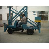 Quality Two Phase / Three Phase Self Propelled Aerial Work Platform For Construction for sale