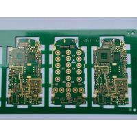 Quality HDI PCB / Mobile Phone PCB of 8layer with Immersion Gold (CTE-037) for sale