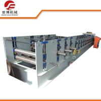 Quality Wide Size C Shape Purlin Roll Forming Machine For Steel Construction Materials for sale