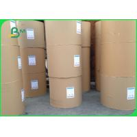 Quality White 100% Virgin Wood Pulp 70 / 80gsm Woodfree Paper For Notebook for sale
