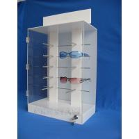 Quality Perspex Eyeglasses Display Showcases for sale