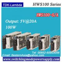 Buy cheap HWS100-5/A(Lambda) AC/DC Switching Power Supply from wholesalers