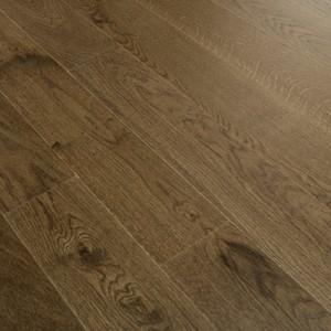 Quality Oak Brushed Flooring for sale