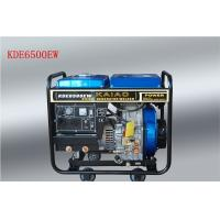 Quality DC180A Open Frame Diesel Welder Generator 2KW AC Single Phase For Home for sale