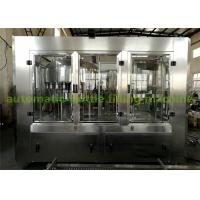 China Mineral Water Automatic Bottle Filling Machine Pure Water Bottling Plant With Pet Bottle 6.57kw on sale
