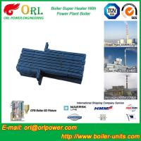 Quality Power Station Steam Superheater / Convective Superheater In Boiler for sale