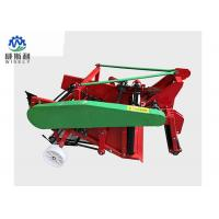 China 2 Row Automatic Peanut Harvesting Machine Tractor Drives 300-400 Mm Harvest Depth for sale