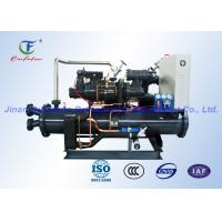 Quality Screw Water Cooled Condensing Unit With Danfoss Copeland Compressor for sale