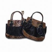 Buy cheap PU/PVC Leather Handbags, Available in Various Colors from wholesalers