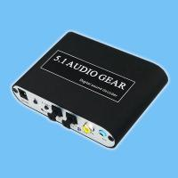 Quality 5.1/2.1Channel AC3/DTS Audio Gear Digital Surround Sound Rush Decoder Theater for sale