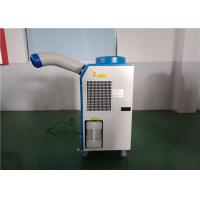 Environmental Protection Temporary AC Unit Spot Cooling Systems Industrial Space