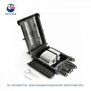 Quality Mechanical sealing Horizonal Type Fiber Optic Splice Closure for sale