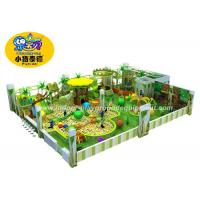 Quality Anti - Static Soft Indoor Playground Equipment With One Year Warranty for sale