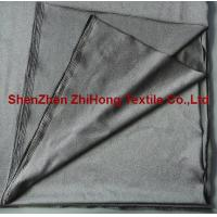 Quality Four way stretchable silver fiber conductive fabric for medical electrode for sale