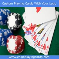 Quality Casino Plastic Poker for sale