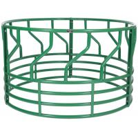 Quality MINIATURE 5-RING ROUND BALE FEEDER for sale