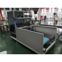 Quality Trailer Type Mobile Packaging System Palletizing Line for Bulk Grain Products for sale