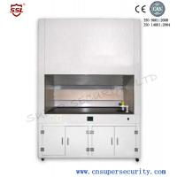 Quality Medical fume hood with tough 3.2mm glass window, Built-in blower, security work table for sale