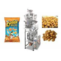 Quality Auto Plastic Sachet Multihead Weigher Packing Machine Schneider Operate for sale
