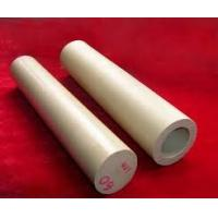 Buy Chemical Resistance PEEK Rods Khaki For Bushes / Metering Pumps at wholesale prices