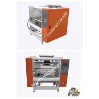 Quality High productivity Semi Automatic Aluminum Foil Rewinder Machinery for Kitchen for sale
