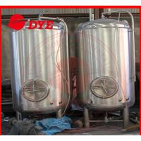 Quality Semi-Automatic Small Home Bright Beer Tanks For Wine 1 - 3 Layers for sale