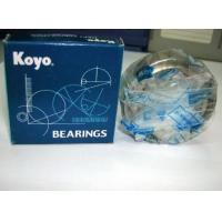 Quality Open Fixed KOYO Bearings 6300 , Deep Groove Ball Bearings With Locating Snap Ring for sale