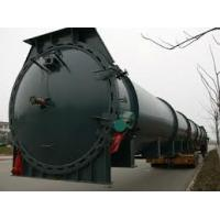 China OEM anti-blocking high heat transfer efficiency Autoclave Tank for pressure reactors on sale