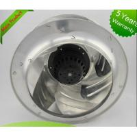 Quality 355mm EC Centrifugal Fans with Backward Curved Impeller For Fresh Air System for sale