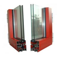Buy Powder Painted  profile aluminum extrusions With Finished Machining at wholesale prices