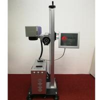Quality JGH-103F Co2 Flying Laser Engraving Machine Secure an Excellent Quality for sale