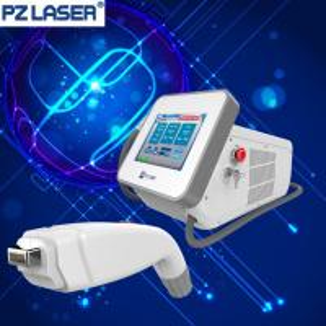 Quality PZ LASER newest design best diode laser hair removal portable for sale