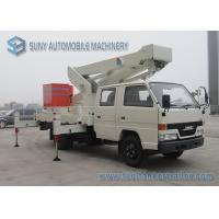 Quality 23M Telescopic Booms JMC High Altitude Operation Truck High Performance for sale