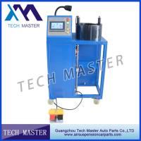 Quality Touch Screen Hydraulic Hose Crimping Machine for Air Suspension Crimping Machine for sale