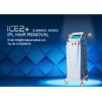 240VAC 3500W Power Hair Removal IPL Laser Equipment with three cooling systems