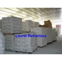 Quality Unshaped Insulating Castable Refractory Wear Resistance As Furnace Lining for sale