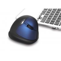Quality Customized Laser 2.4G Ergonomic Vertical Mouse wireless , DeluxVertical Mouse for sale