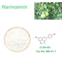 Quality Anti Inflammatory And Antioxidant Naringenin White Powder For Cosmetics and Food for sale