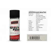 Buy AEROPAK acrylic Spray Paint for car 400ml cream white with SGS certificate at wholesale prices
